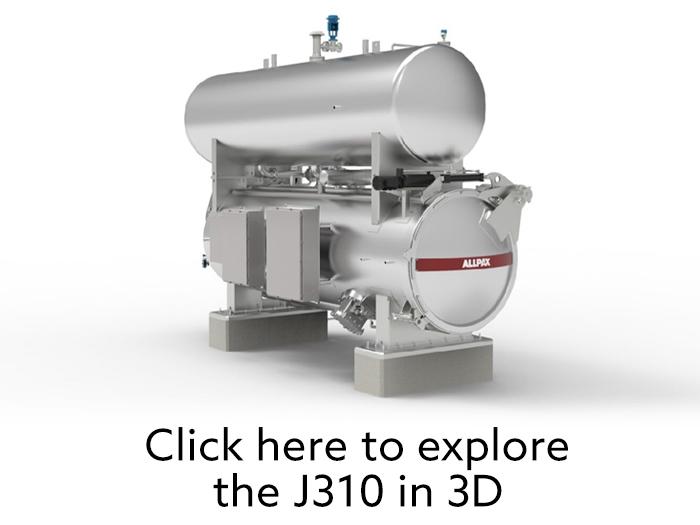 Allpax J310 in 3D