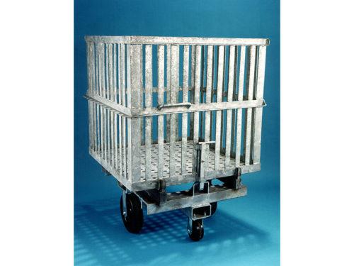 Retort Baskets and Carts  thumbnail