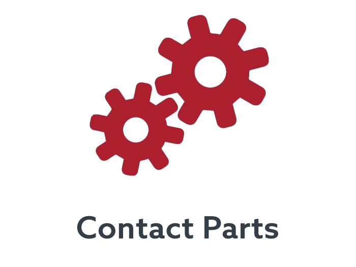 Need Parts? Contact us right away!